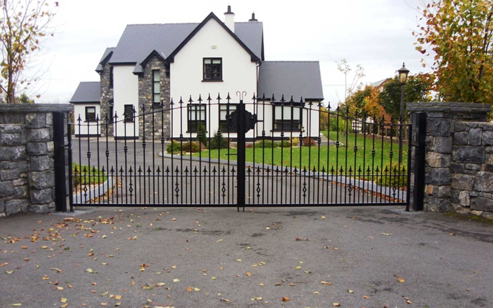 black-iron-gate